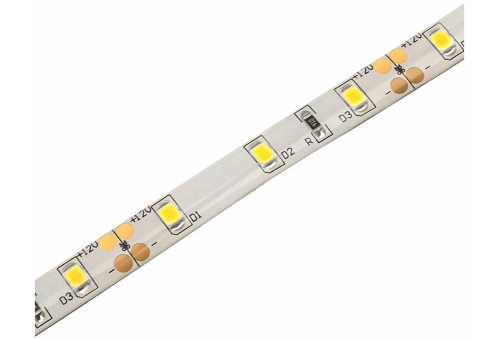 Avide LED Strip 12V 12W 3000K IP65 5m